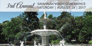 Savannah Vision Conference 2017
