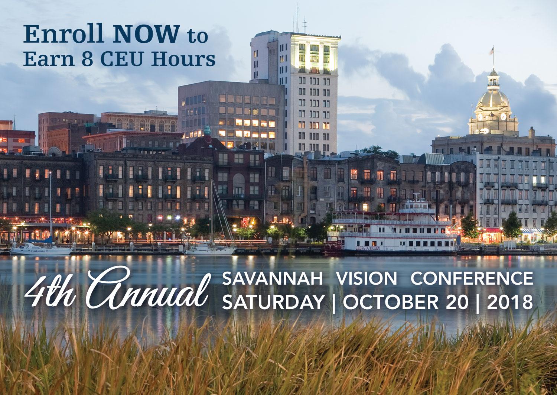 Savannah - the vision